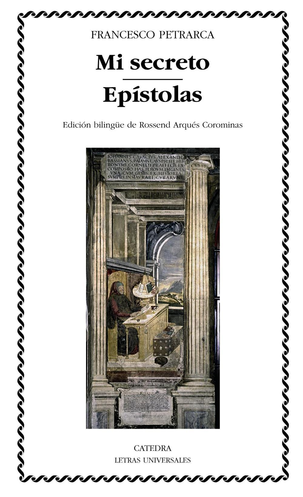 Mi secreto; Epístolas (Selección)