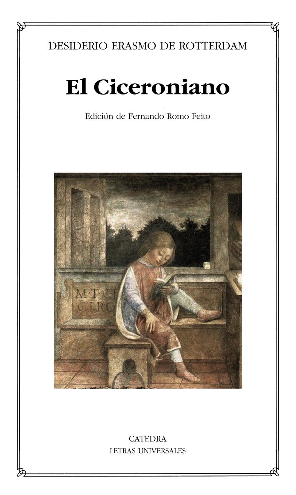 El Ciceroniano o Del mejor estilo de oratoria