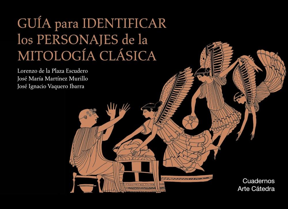 Guía para identificar los personajes de la mitología clásica