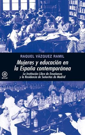 Mujeres y educación en la España Contemporánea