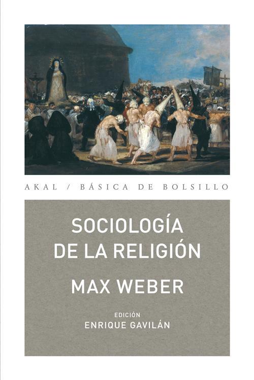 Sociología de la religión