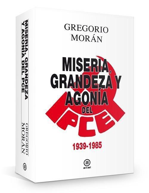 Miseria, grandeza y agonía del Partido Comunista de España