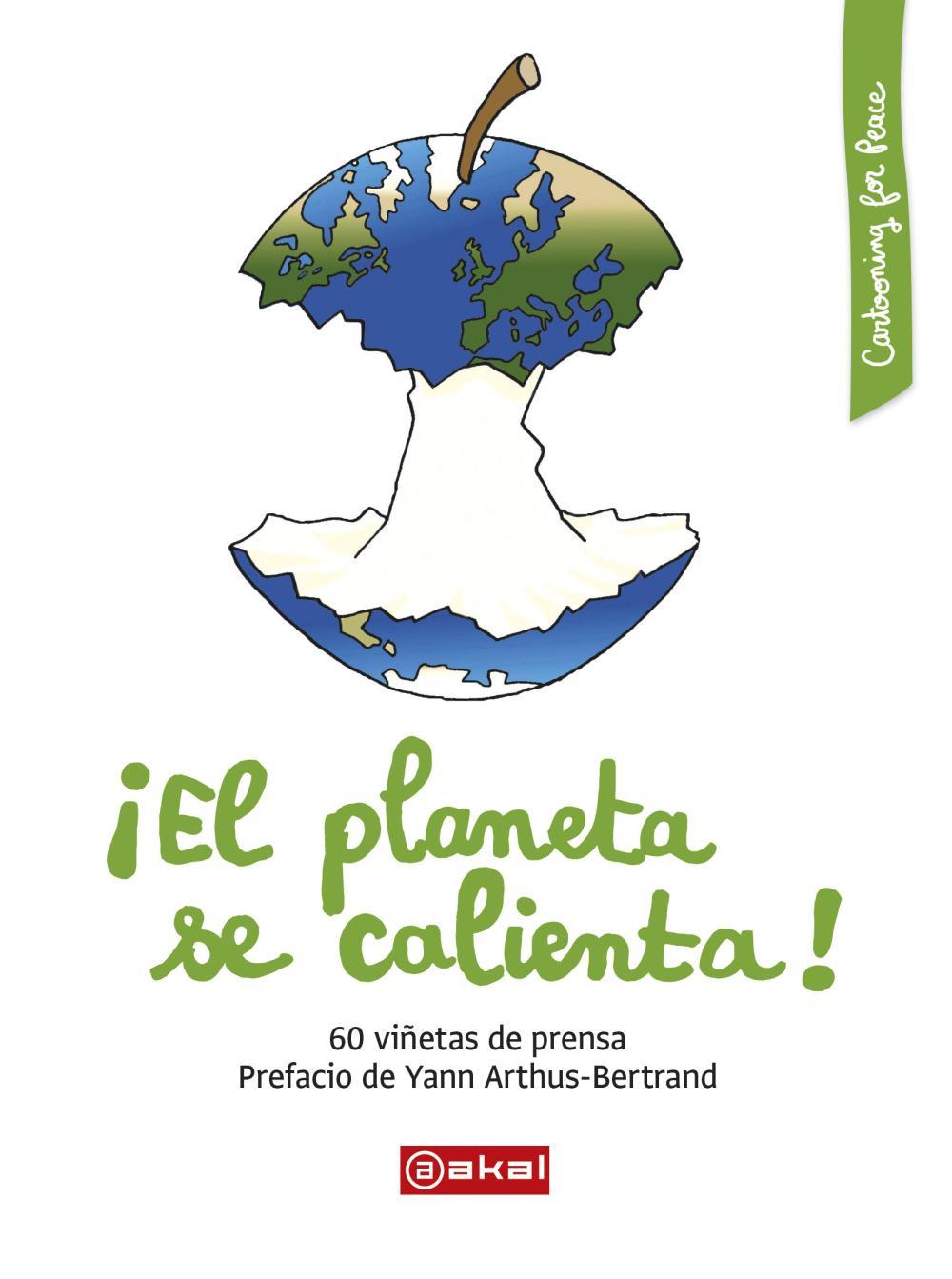 ¡El planeta se calienta!
