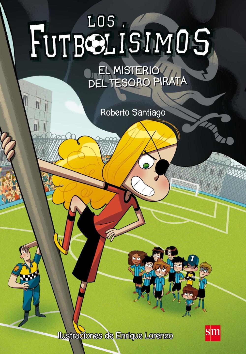 Los Futbolísimos 10: El misterio del tesoro pirata