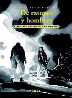 DE RATONES Y HOMBRES (CÓMIC)