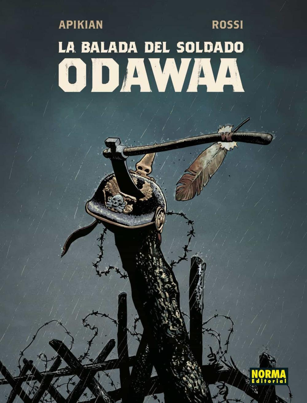 LA BALADA DEL SOLDADO ODAWAA