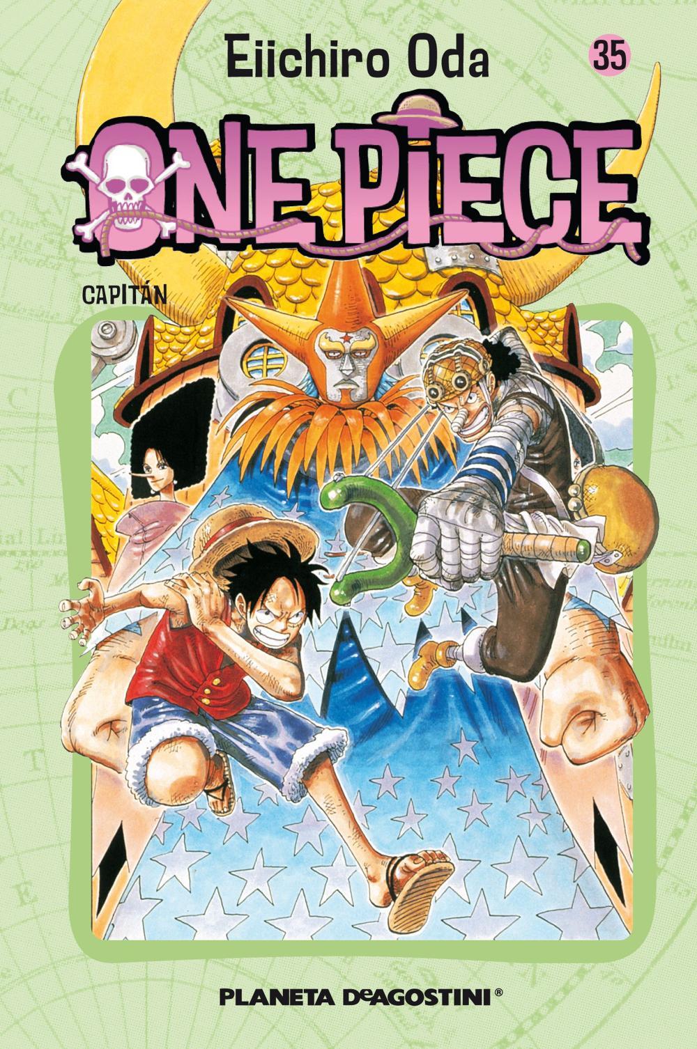 One Piece nº 35