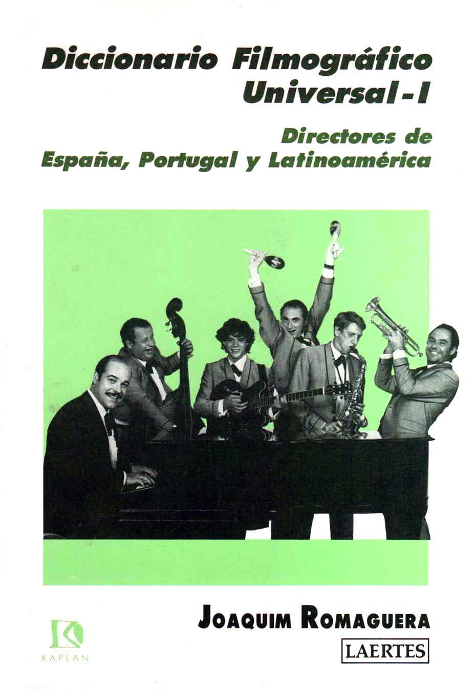 Diccionario Filmográfico Universal - I