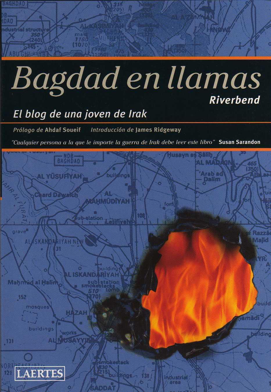 Bagdad en llamas