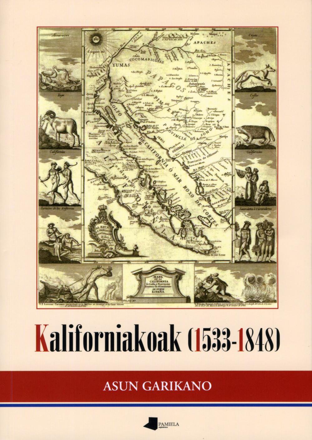 Kaliforniakoak (1533-1848)