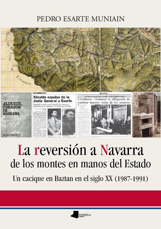 La reversión a Navarra de los montes en manos del Estado
