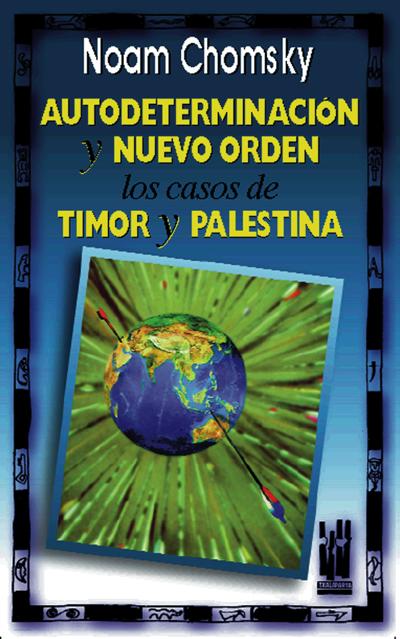 Autodeterminacion y nuevo orden