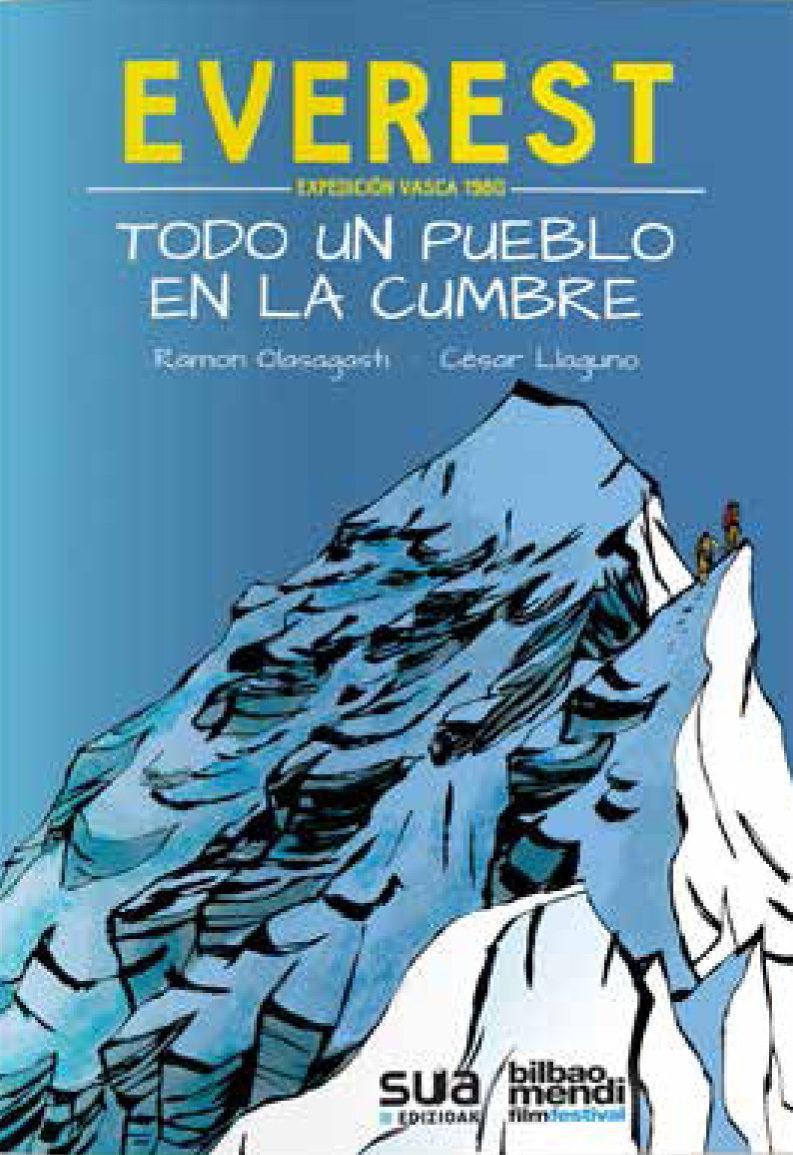Everest. Todo un Pueblo en la cumbre