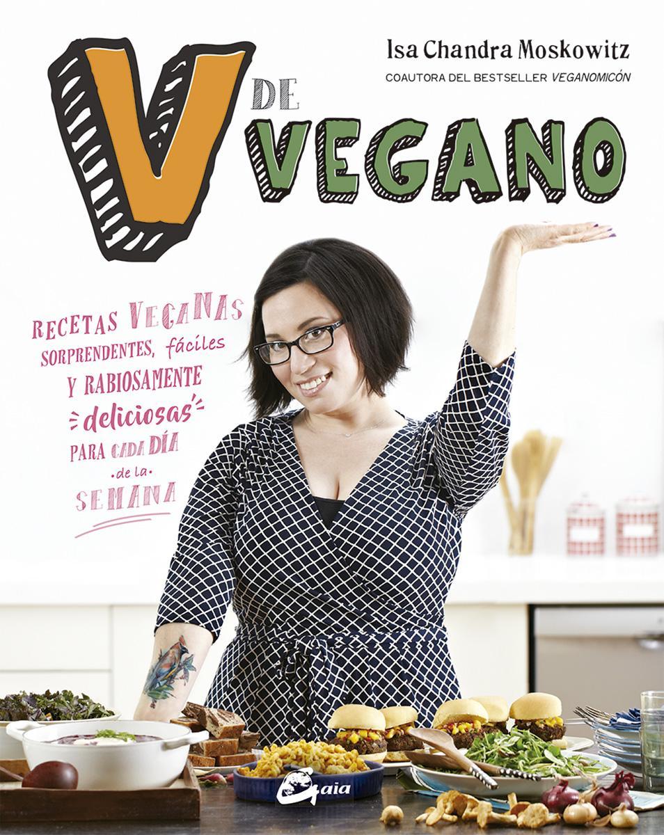 V de vegano
