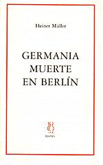 Germania muerte en Berlin