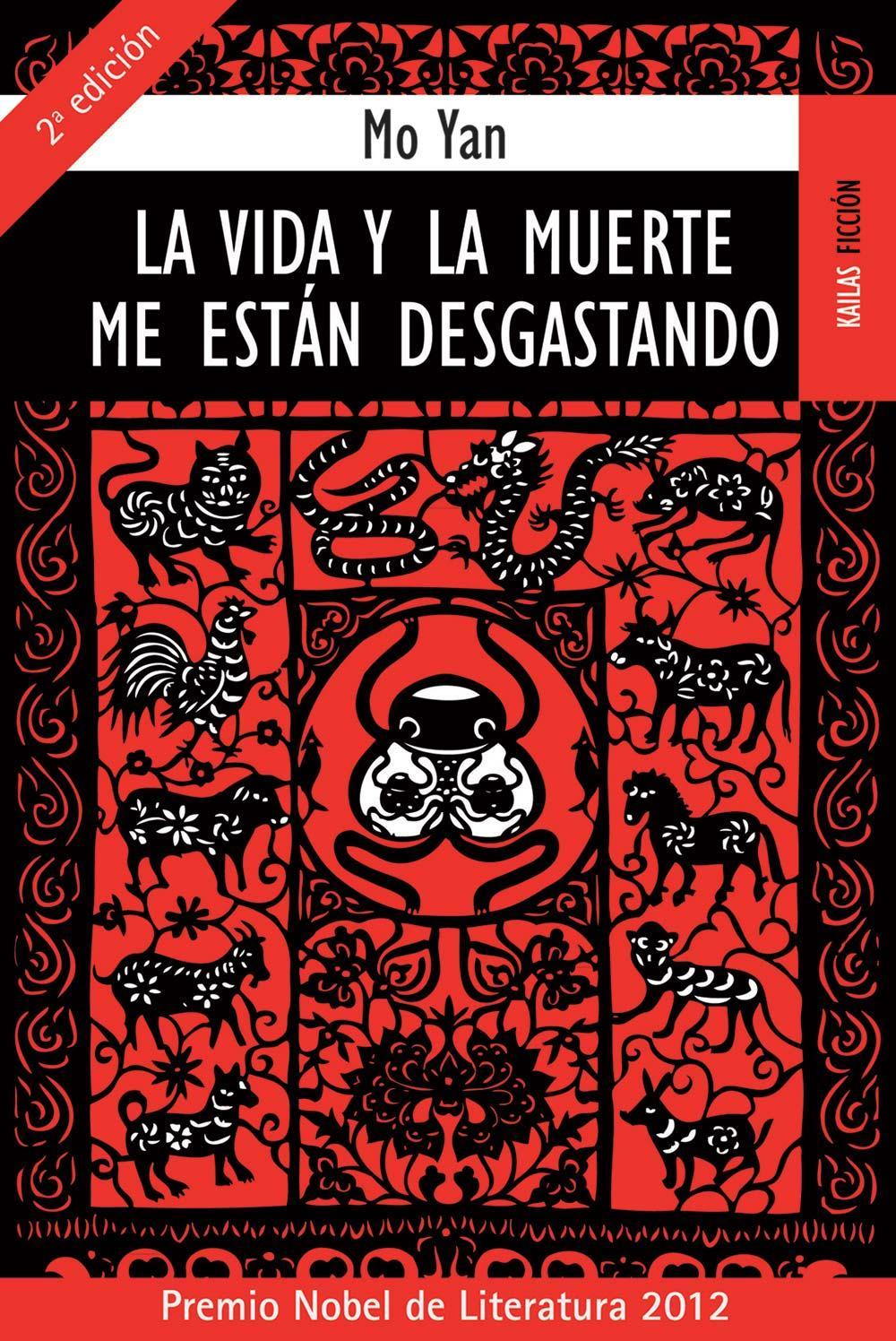 LA VIDA Y LA MUERTE ME ESTÁN DESGASTANDO