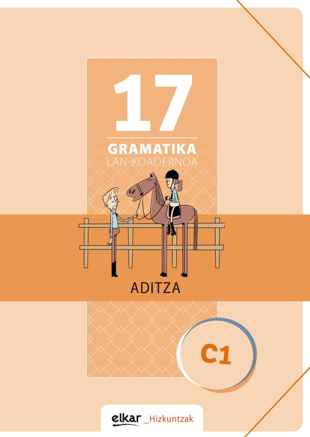Gramatika Lan-Koadernoa 17  Aditza