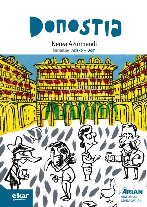 Donostia (+ CD audioa)