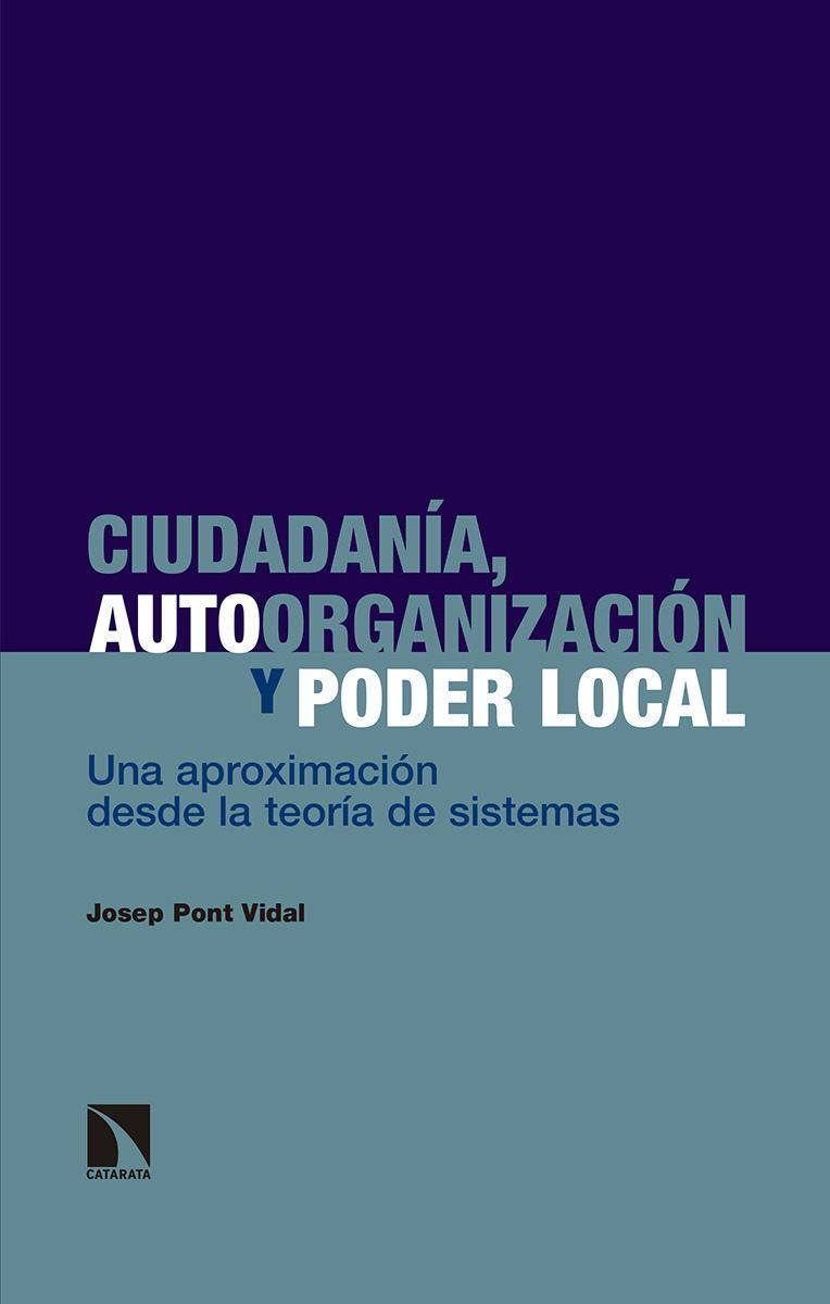 Ciudadanía, autoorganización y poder local