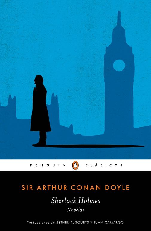Sherlock Holmes. Novelas