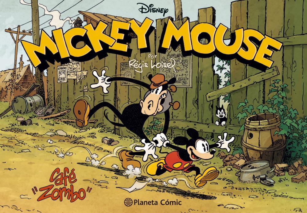 Mickey Café Zombo