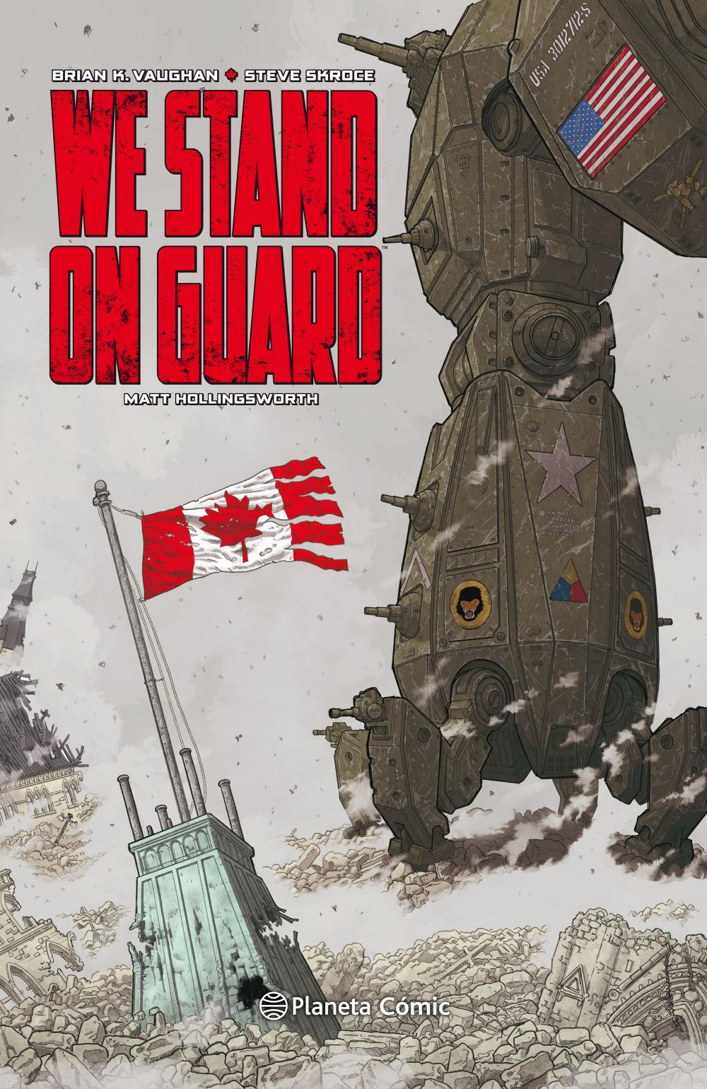 We Stand on Guard (tomo)