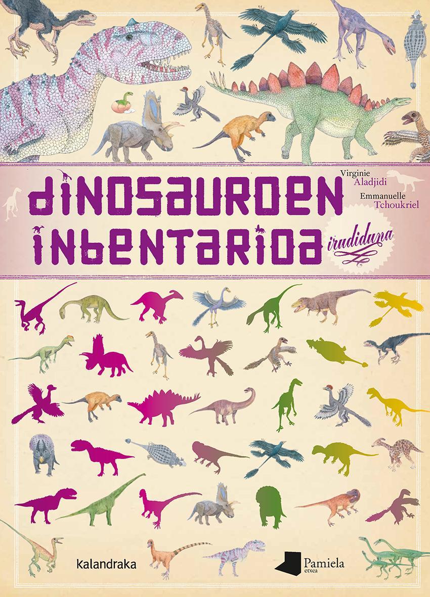 Dinosauroen inbentarioa irudiduna