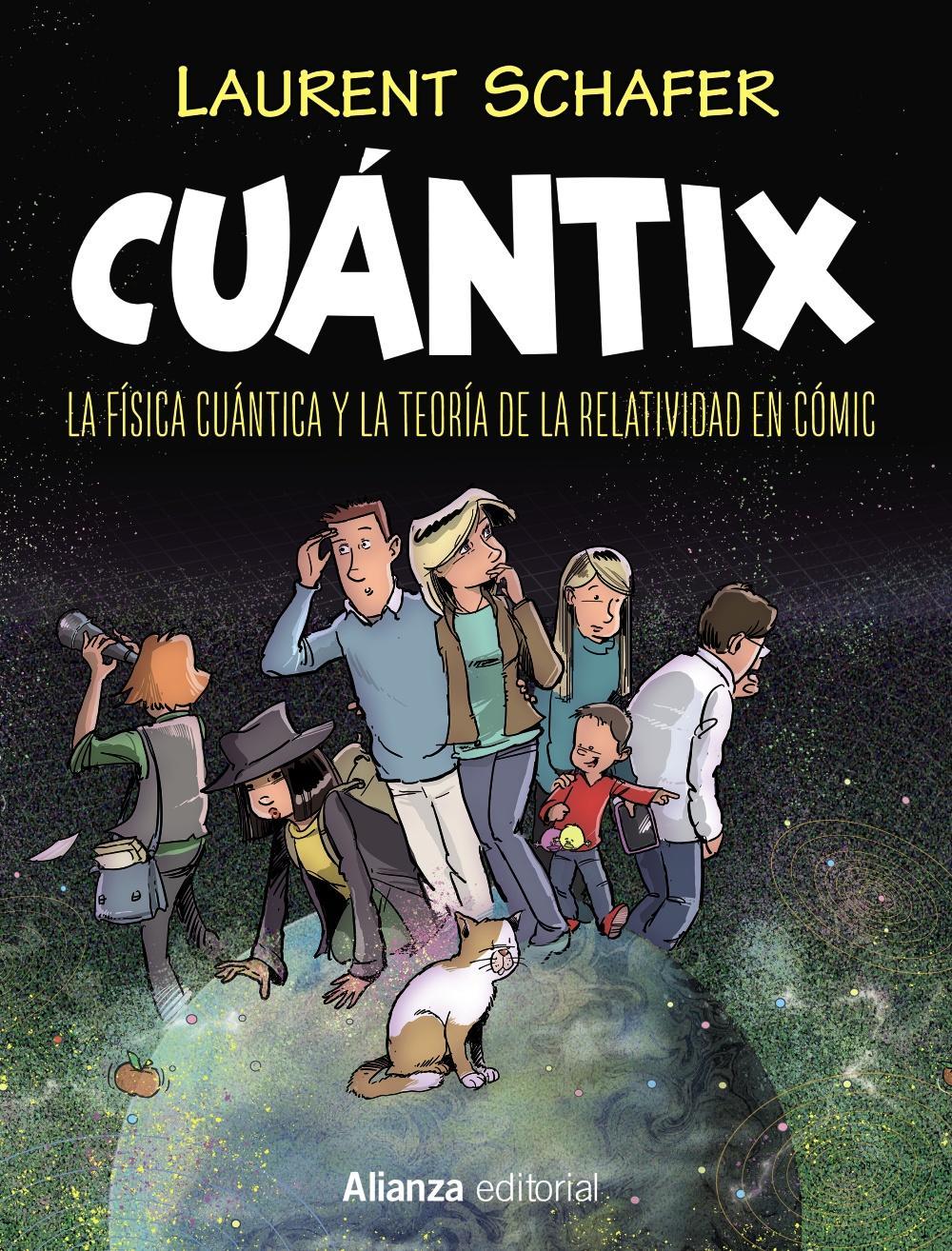 Cuántix [cómic]