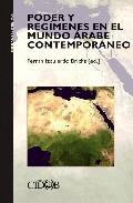 PODER Y REGIMENES EN EL MUNDO ARABE CONTEMPORANEO