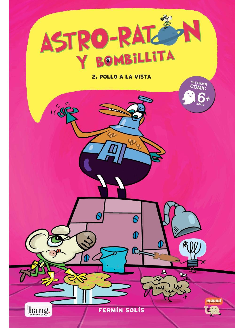 Astro-Ratón y Bombillita 2