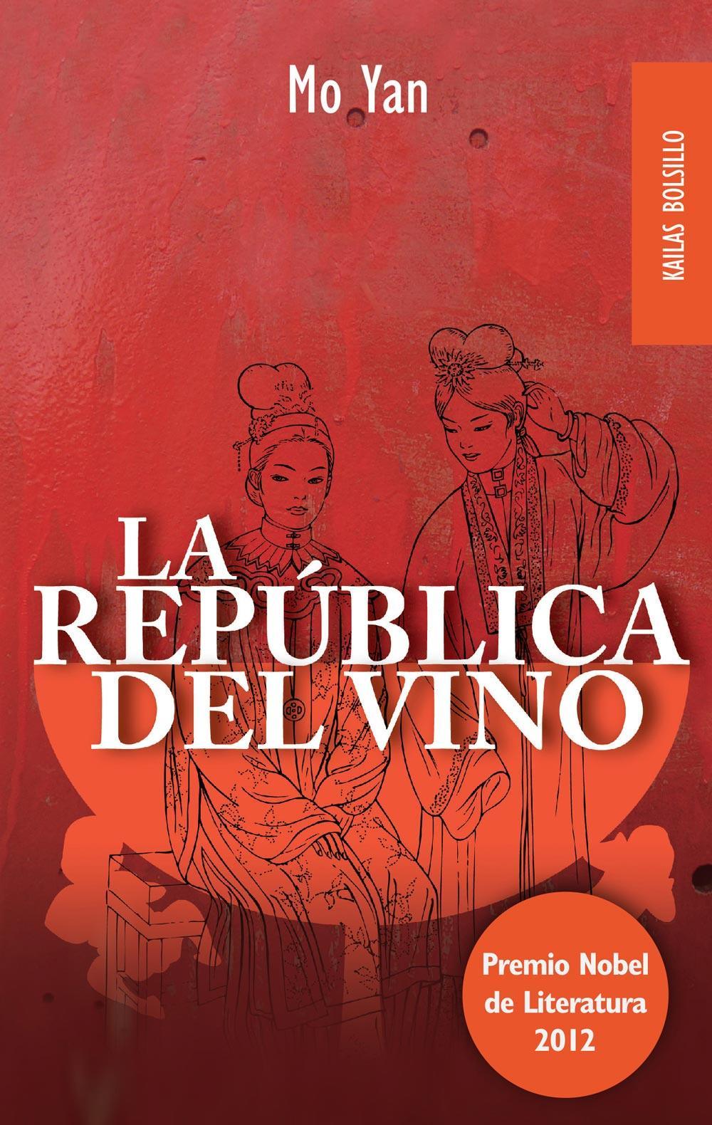 La repœblica del vino (bolsillo)
