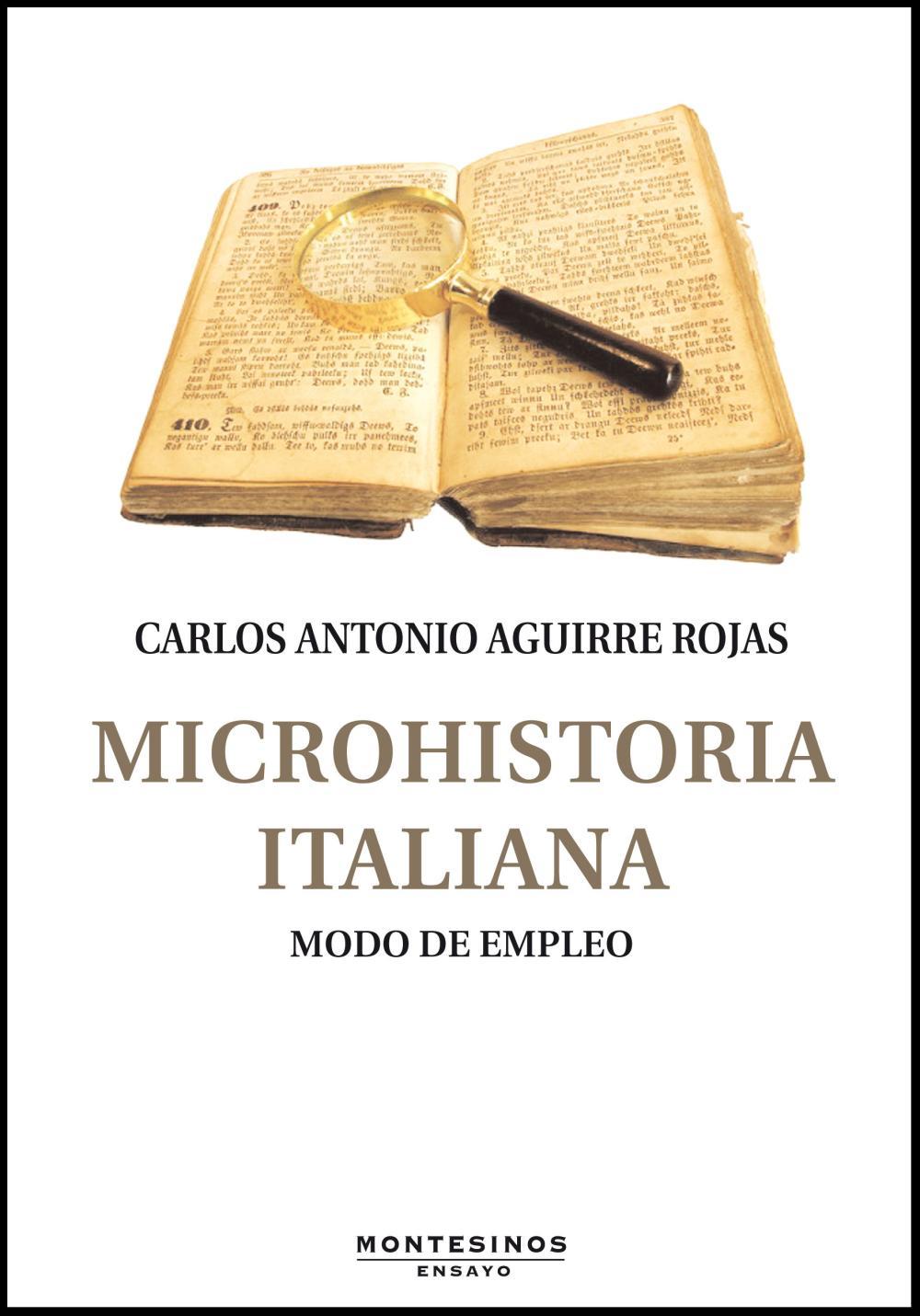 Microhistoria italiana