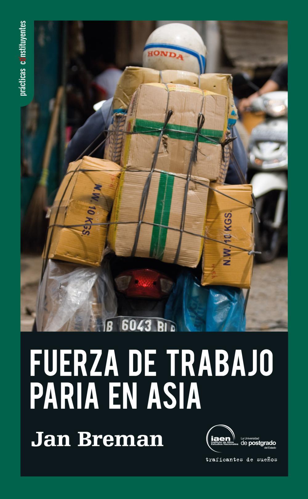 FUERZA DE TRABAJO PARIA EN ASIA