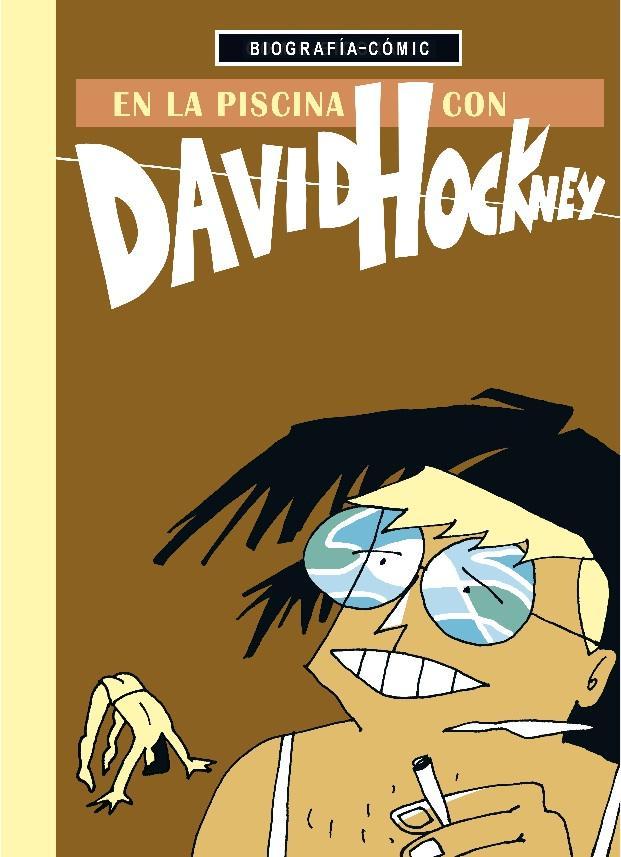 En la piscina con David Hockney