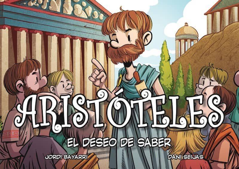 Aristóteles, el deseo de saber