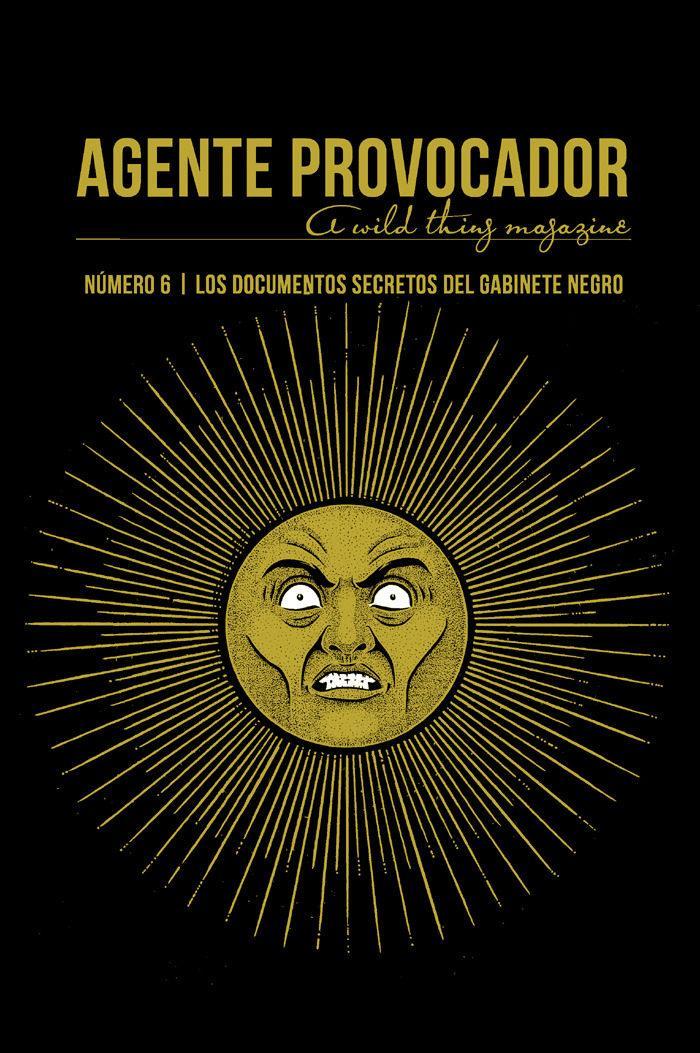 AGENTE PROVOCADOR (A WILD THING MAGAZINE) Nº6