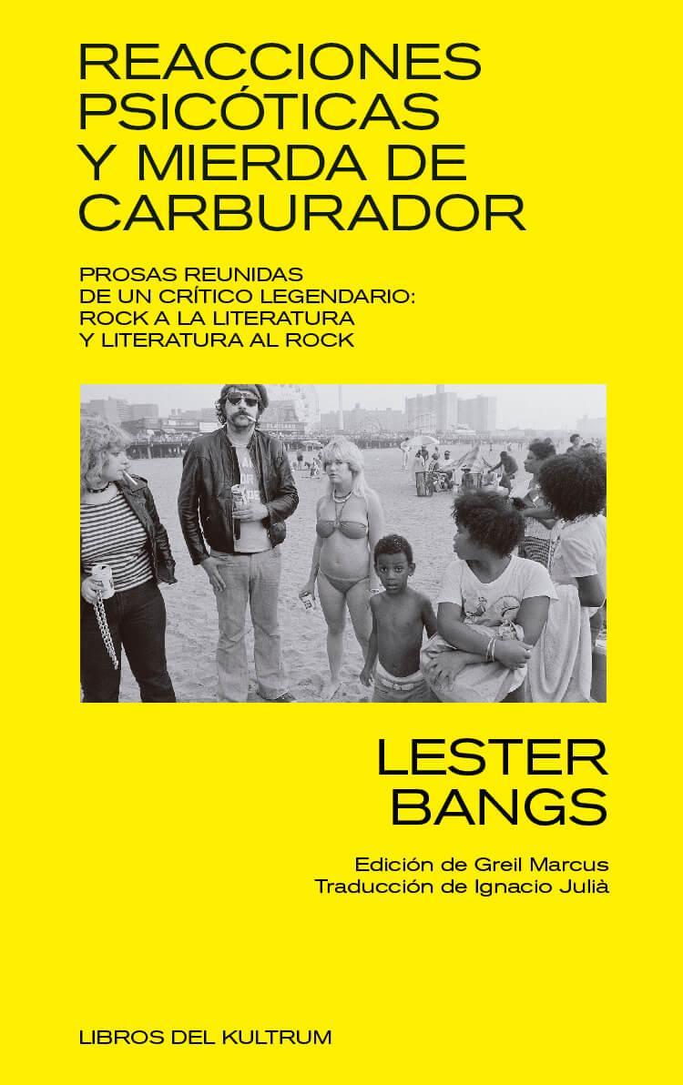 REACCIONES PSICÓTICAS Y MIERDA DE CARBURADOR