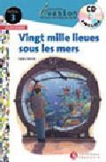 EVASION CLASSIQUE NIVEAU 3 20000 LIEUES SOUS LES MERS + CD