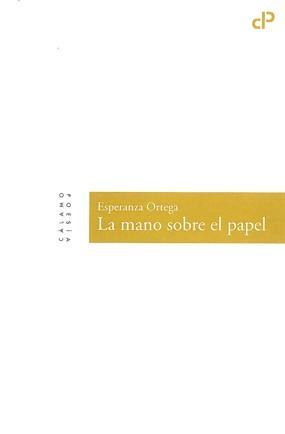 La mano sobre el papel