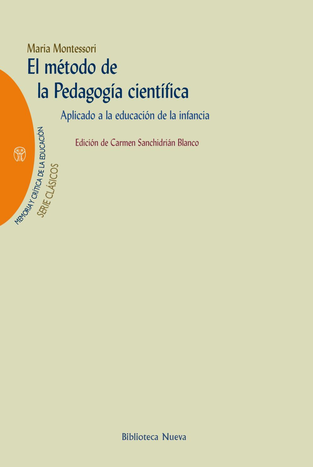 El método de la pedagogía científica
