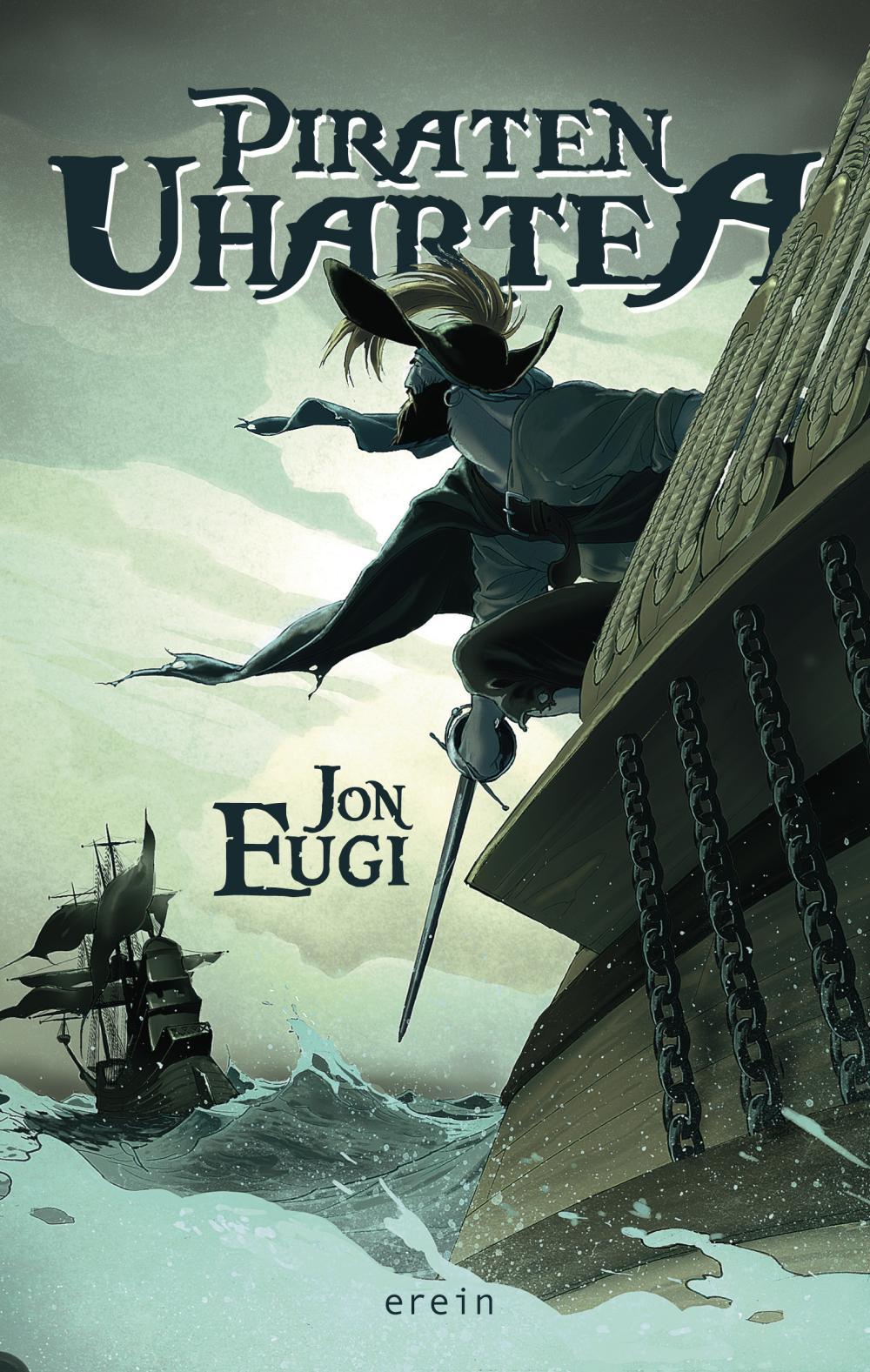 Piraten uhartea