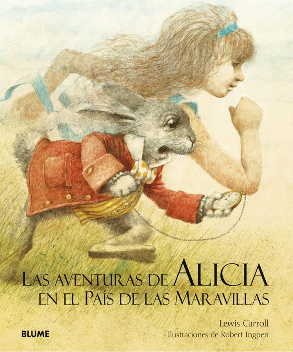 Las aventuras de Alicia en el pa¡s de las maravillas