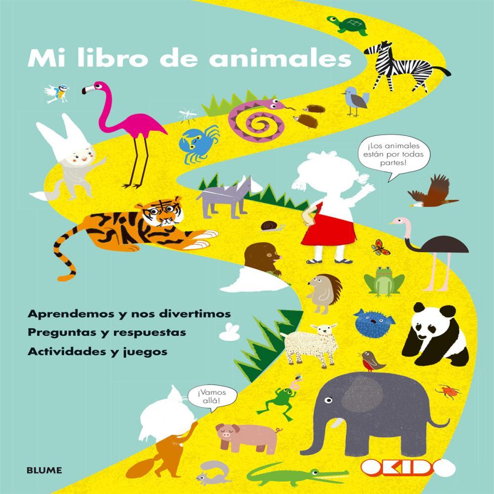 Mi libro de animales