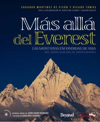 MAS ALLA DEL EVEREST + DVD