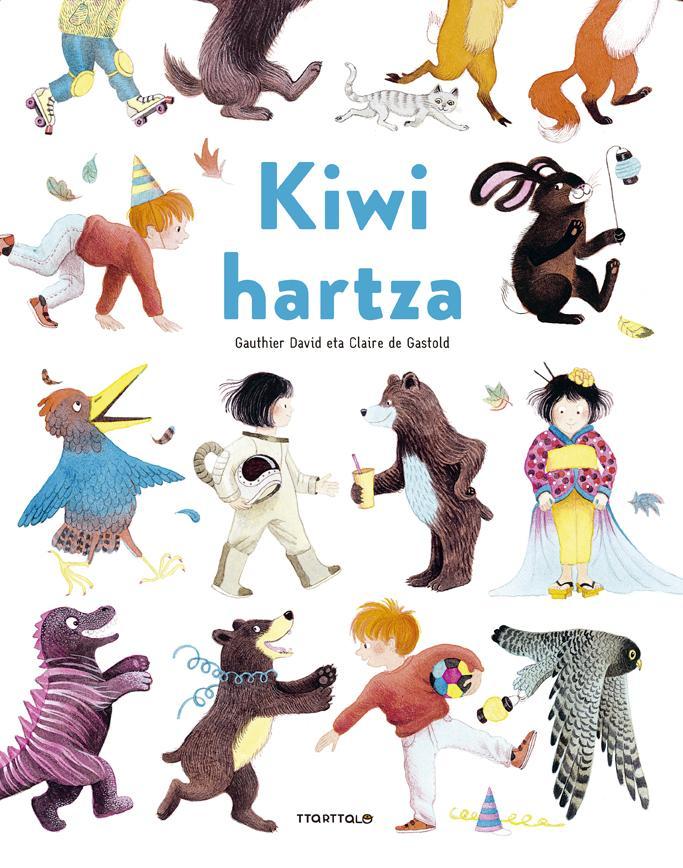 Kiwi hartza