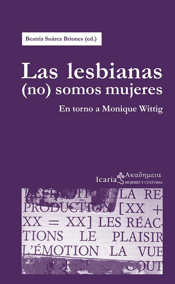 Las lesbianas (no) somos mujeres