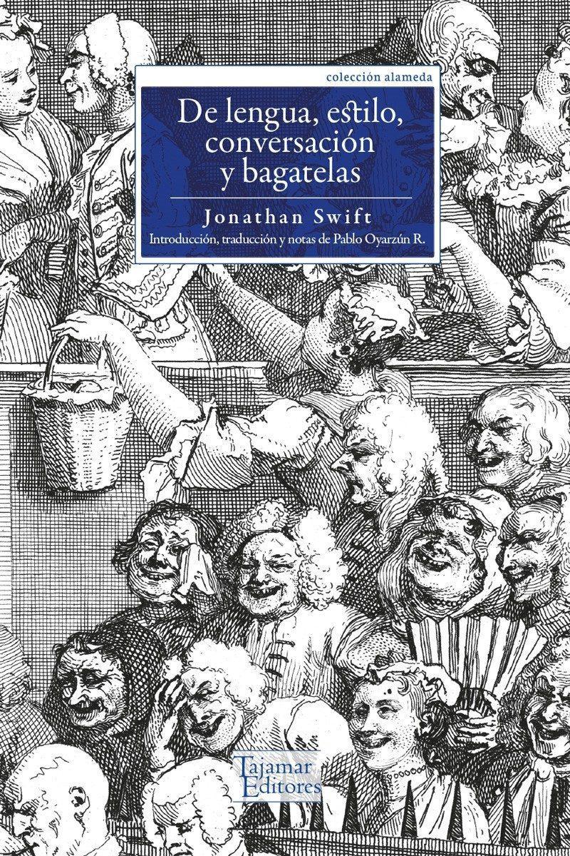 DE LENGUA, ESTILO, CONVERSACIÓN Y BAGATELAS