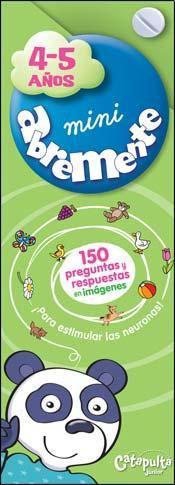 ABREMENTE 4-5 AÑOS